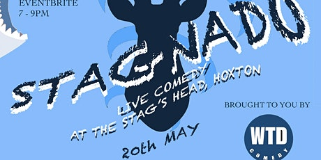 Stagnado: Live Comedy At The Stag's Head tickets