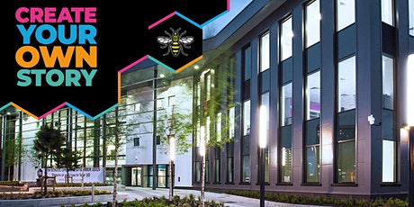 UTCMediaCityUK Virtual Open Evening tickets