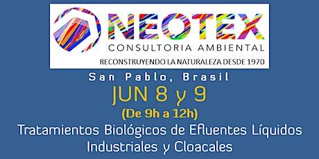 Seminario Neotex - Tratamientos Biológicos de Efluentes Líquidos boletos