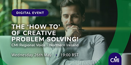 The 'How To' of Creative Problem Solving! tickets