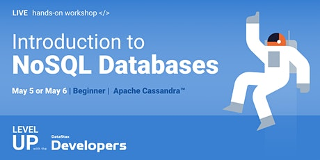 Workshop - Introduction to NoSQL Databases! tickets