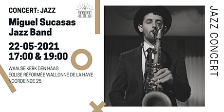 Miguel Sucasas Jazz Band tickets