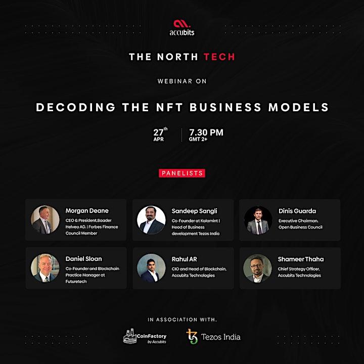 Decoding NFT Business Models image