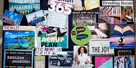 Kreative Hustle Presents Vision Board Party tickets