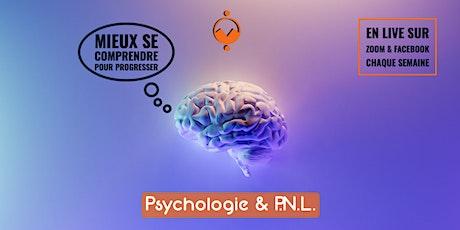 Psychologie & PNL billets