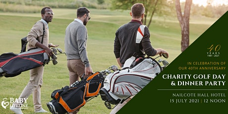 Charity Golf Day & Dinner Party tickets