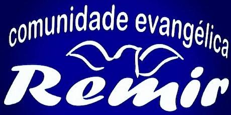 CULTO DE CELEBRAÇÃO 25/04  - 18 HORAS ingressos
