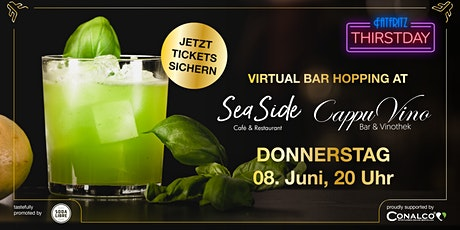FatFritz Virtual Bar Hopping im Seaside/Cappu Vino in Grömitz Tickets