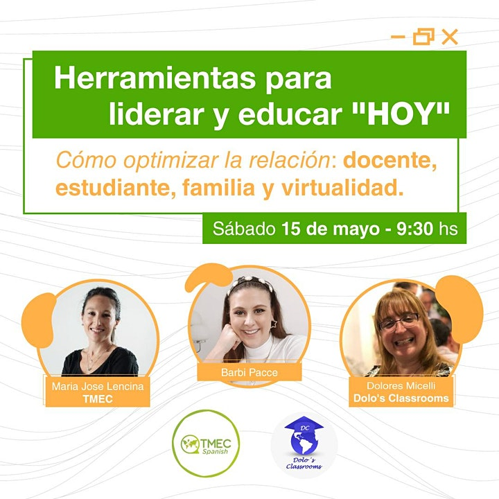"""Imagen de Herramientas para educar y liderar """"HOY"""""""