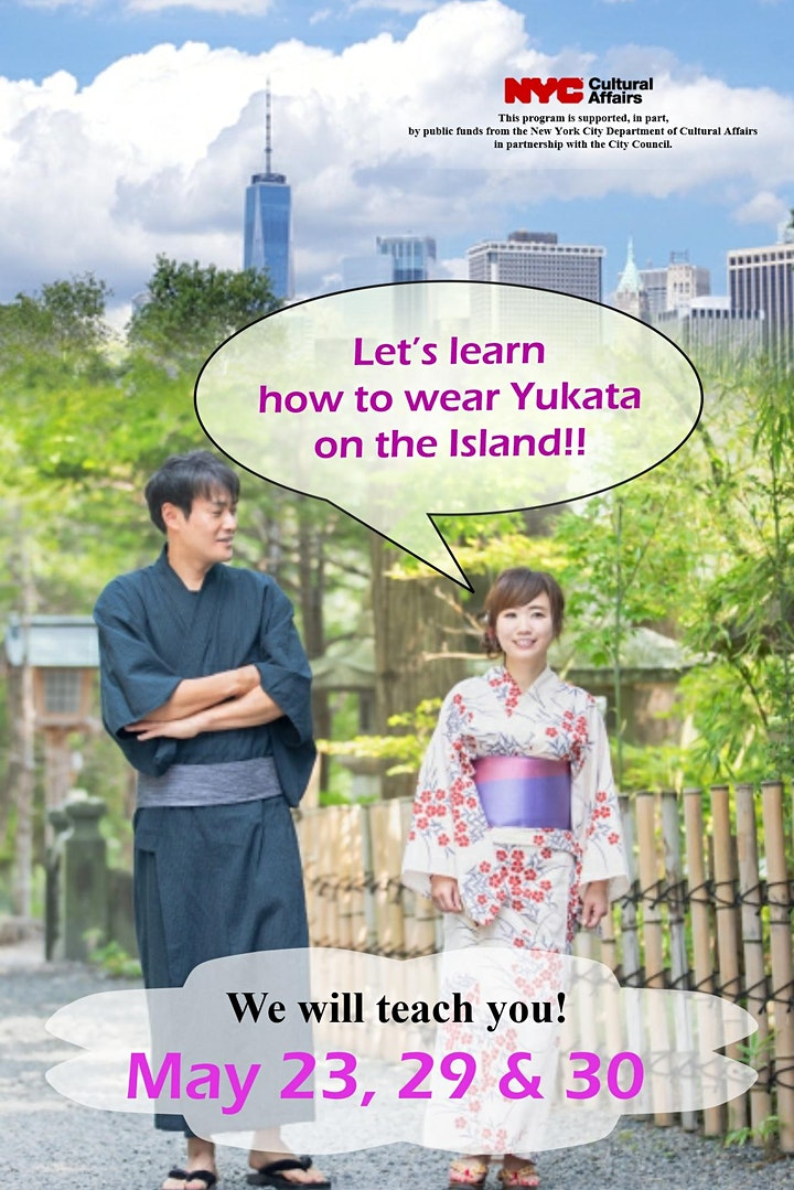 """JPA Free Outdoor Cultural Program """"Dance, Music & Kimono"""" image"""