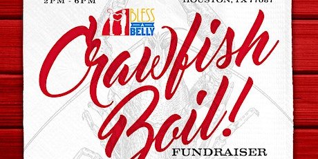 Bless A Belly Crawfish Boil tickets
