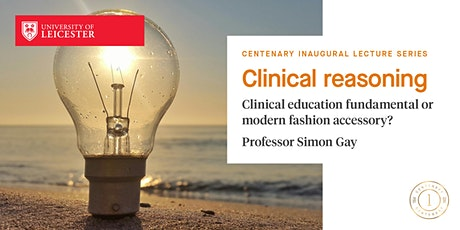 Professor Simon Gay Inaugural Lecture tickets