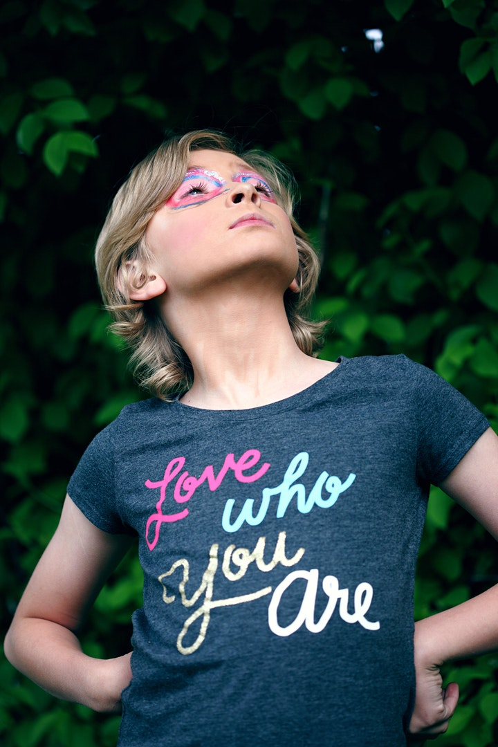 Love Who You Are: The Path To Success, Purpose and Meaningful Connection image