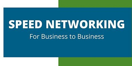 Speed Networking for Business to Business Tickets