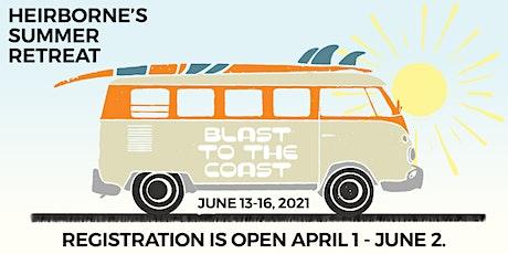 Blast to the Coast 2021 tickets