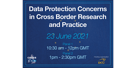 Data Protection Concerns in Cross-Border Research and Practice tickets