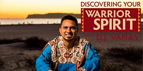"""Discovering Your Warrior Spirit with D.J. Vanas"" Program Taping tickets"