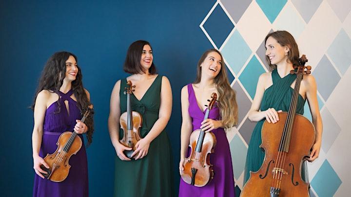Afbeelding van Eudora Quartet