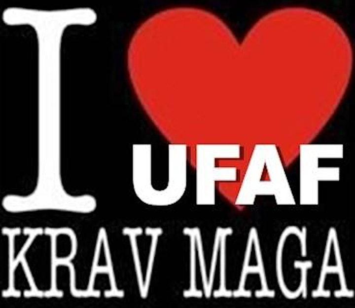 UFAF KRAV MAGA (W.V. USA) INSTRUCTOR CERTIFICATION & WORKSHOP image