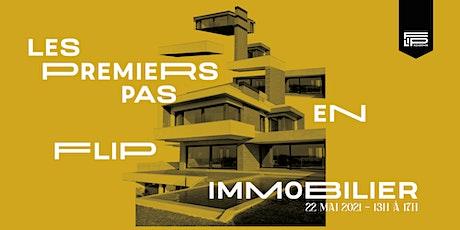 Premier Pas en Flip Immobilier avec JF Tremblay billets
