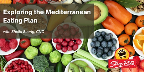 Exploring the Mediterranean Eating Plan tickets