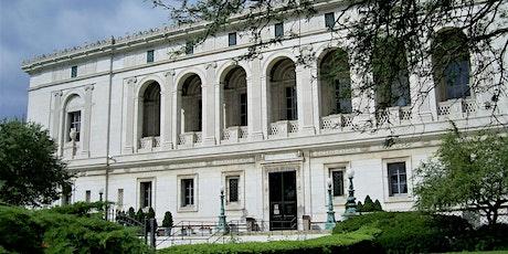 2021 Preservation Detroit Cultural Center Saturday Tour tickets