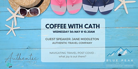Coffee with Cath : Tips, Tricks and Q&A chat for Small Business Owners tickets