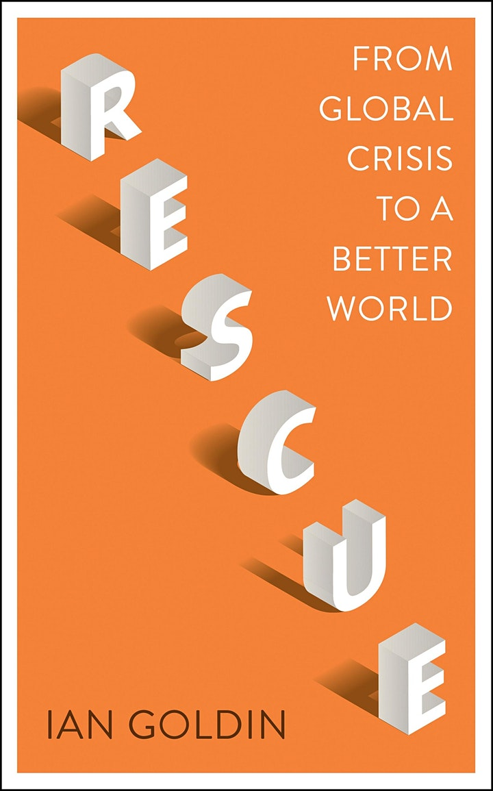 Martin Rees Meets Ian Goldin  | From Global Crisis to a Better World image