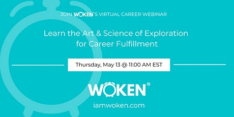 Learn the Art & Science of Exploration for Career Fulfillment tickets