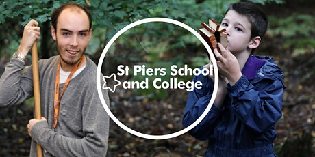 St Piers School and College - Professionals Webinar tickets