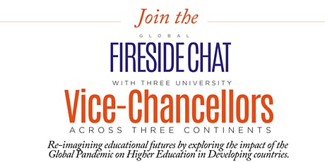 Global Fireside Chat with Vice Chancellors tickets