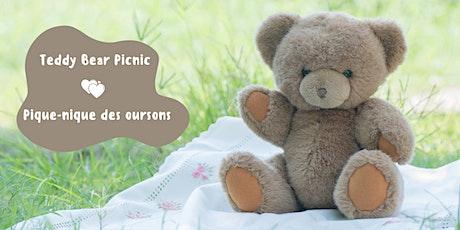 Teddy Bear Picnic / Pique-nique des oursons billets