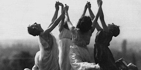 Mujer Zentrada ,  La magia del círculo y la danza tickets