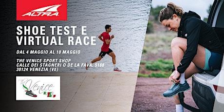 Altra Footwear Test e Virtual Race - The Venice Sport Shop tickets