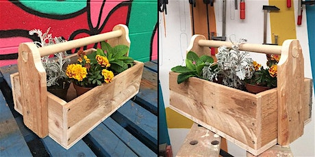 Introduction to Woodwork - Toolbox tickets