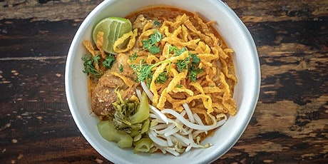 A Mosaic of Flavor livestream: Gorkha Achar and Burmese Curry tickets