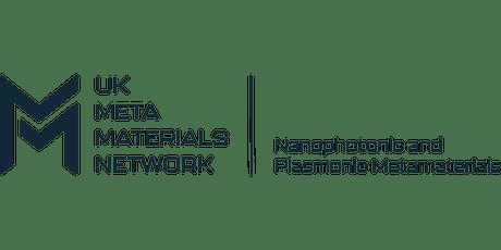 Nanophotonic and Plasmonic Metamaterials showcase event tickets