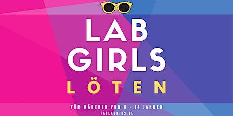 FabLabKids: LabGirls - gemeinsam löten wir Dein LED-badge! Tickets