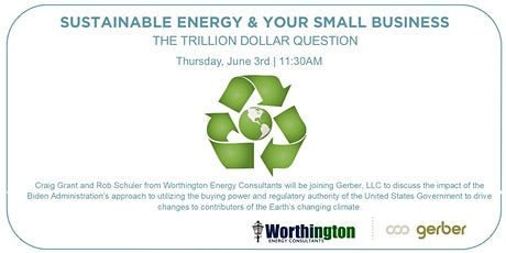 Sustainable Energy & Your Small Business tickets