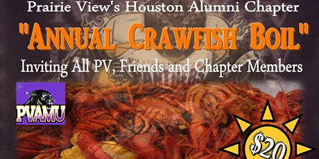 Annual Crawfish Boil tickets