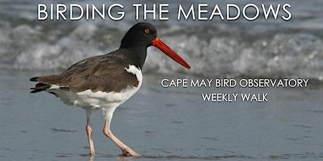 Birding the Meadows tickets