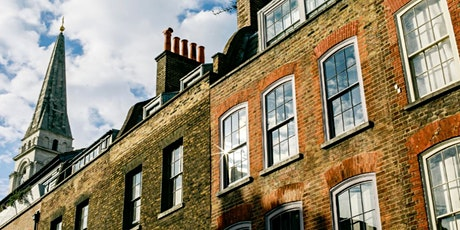 Refugee Week: Huguenot Footsteps: Spitalfields Walking Tour tickets