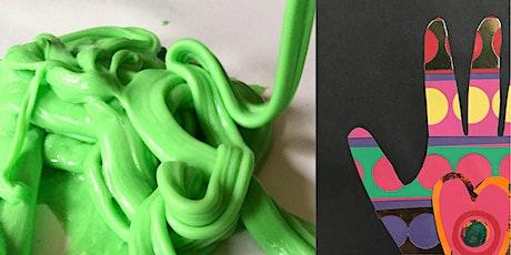 Slime Workshop: Colourful Minds Art Camp at Kiln Workshop tickets