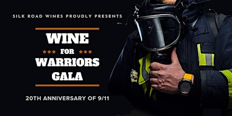 Wine for Warriors Gala tickets
