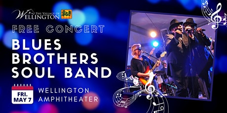 FREE Concert | Blues Brothers Soul Band (Registration Required) tickets