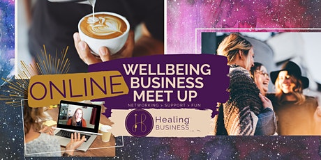 Wellness Business Meet Up tickets