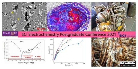 SCI Electrochemistry Postgraduate Conference 2021 tickets