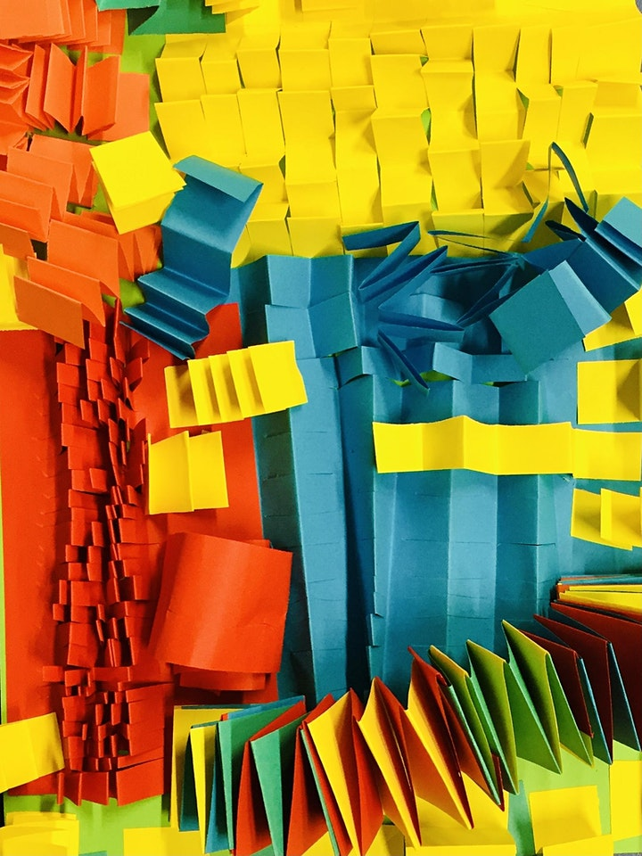 Make a Cactus: Colourful Minds Art Camp at Kiln Workshop image