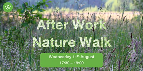 After work Nature Walk at Wellesley tickets