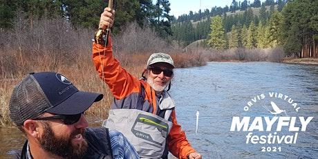 Orvis Virtual Mayfly Festival: Hatch Strategies with Tom Rosenbauer tickets